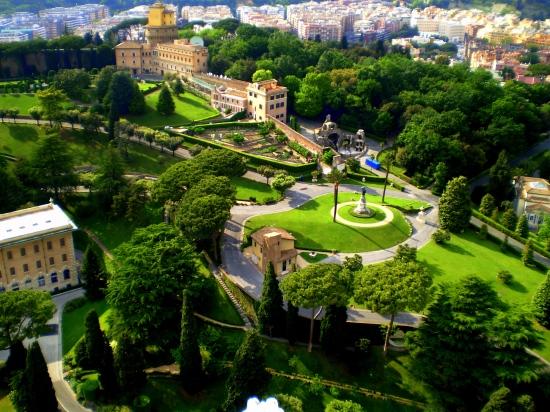 Vatican Gardens 2