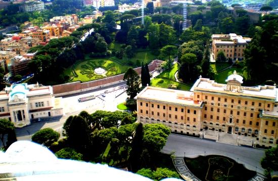 Vatican Gardens 1
