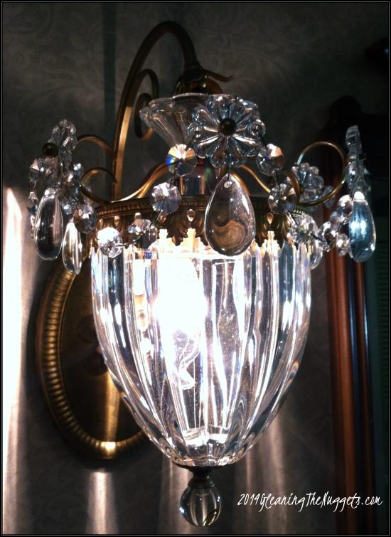 West Baden Lamp