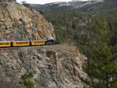 Durango-Silverton Train, Colorado